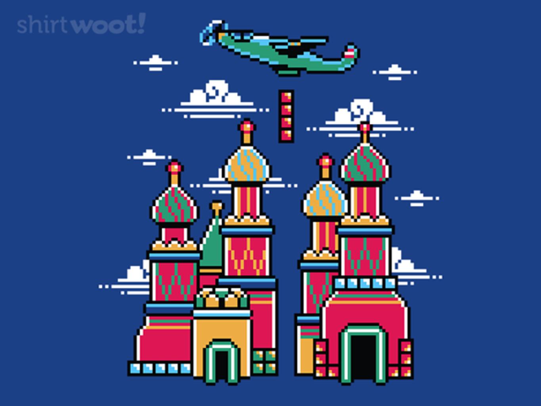 Woot!: Airstrike!
