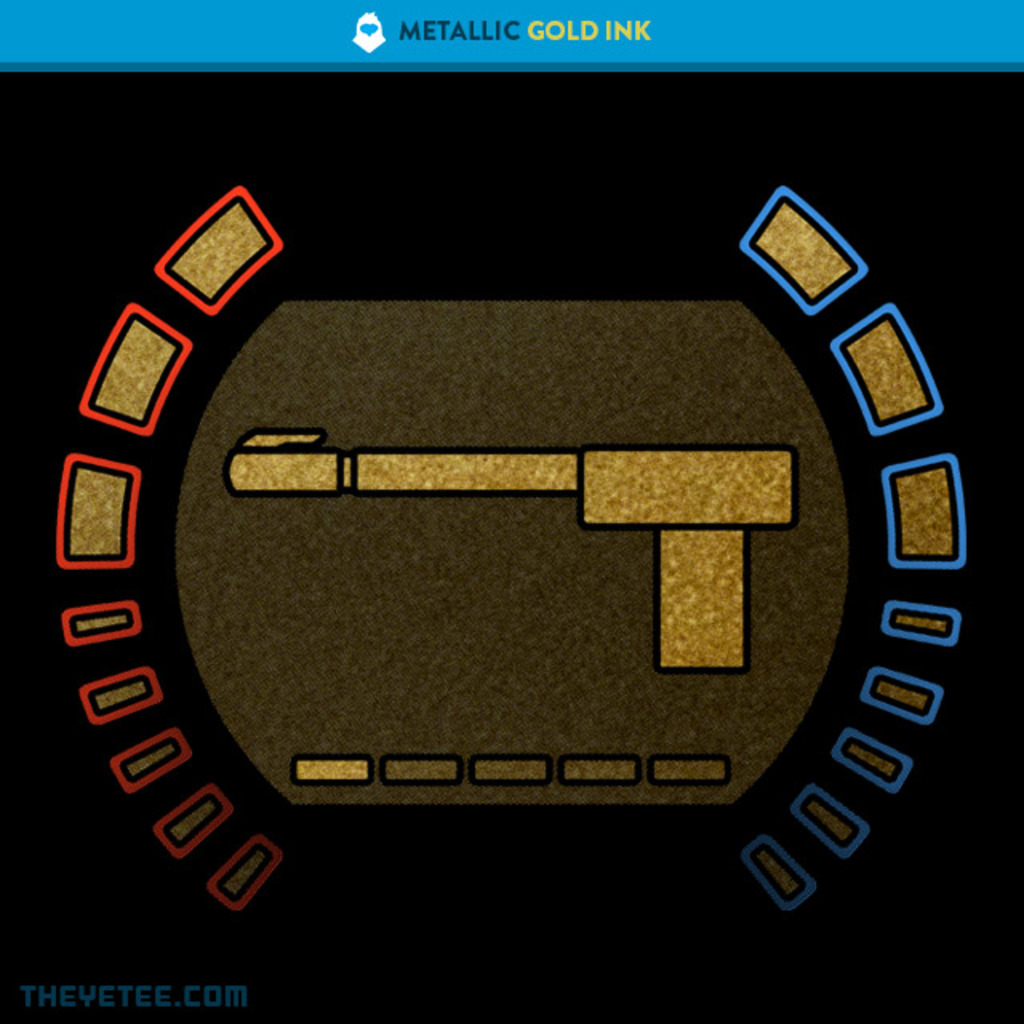 The Yetee: GOLDENGUN
