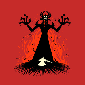 TeePublic: Shape-shifting Master of Darkness