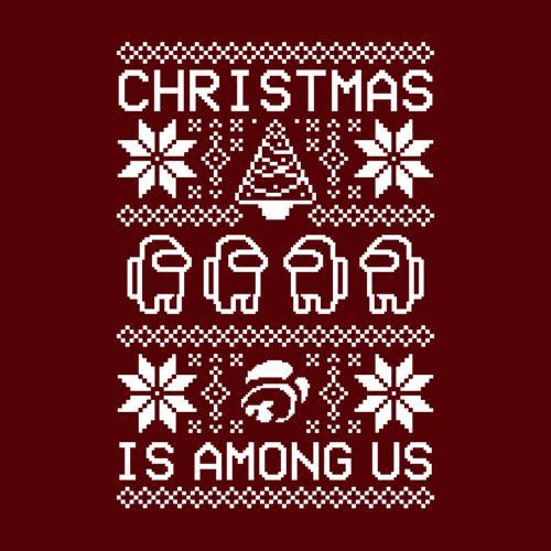 Five Finger Tees: Christmas Is Among Us T-Shirt
