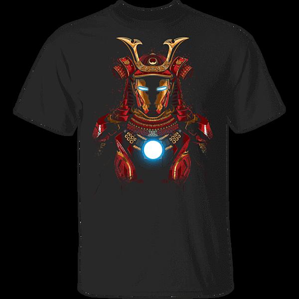 Pop-Up Tee: Iron Samurai