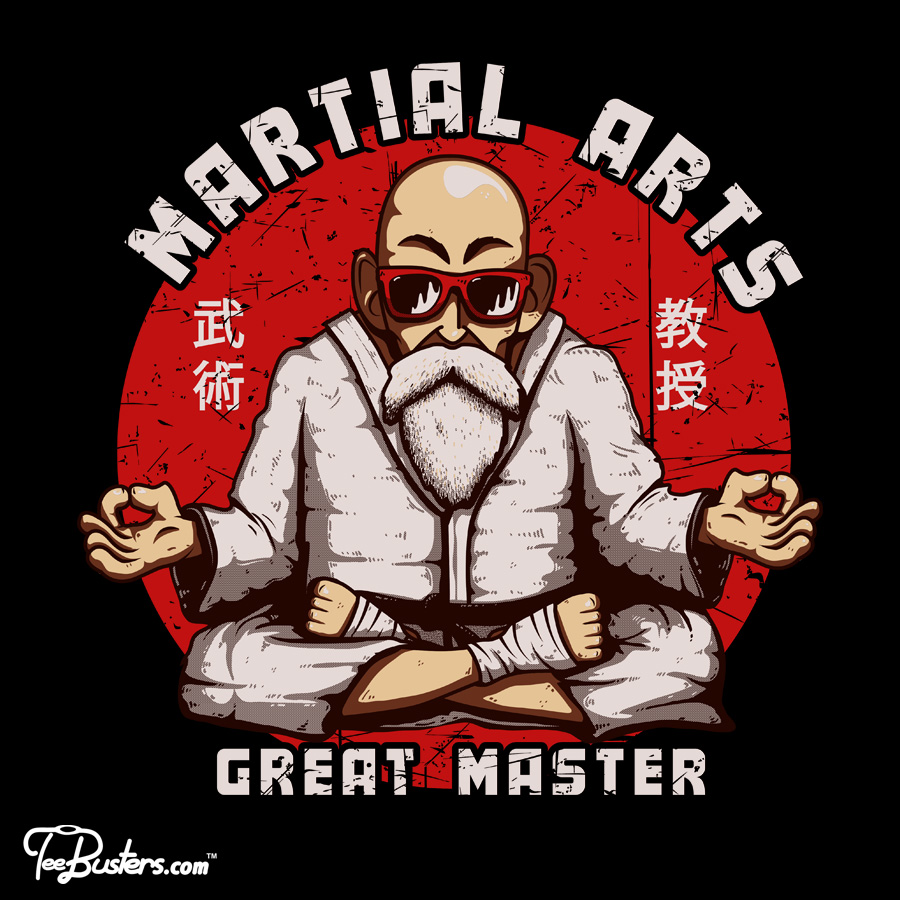 TeeBusters: Great Master