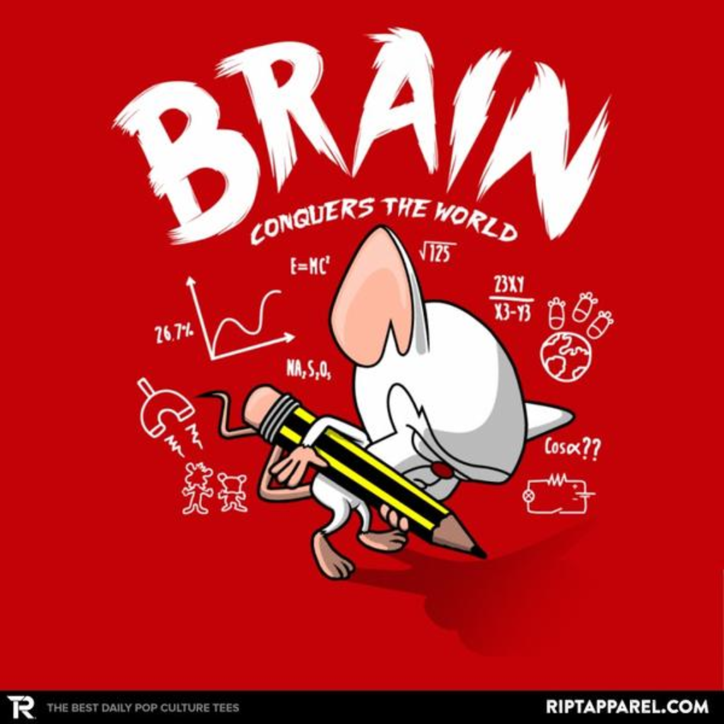 Ript: Brain Conquers The World!