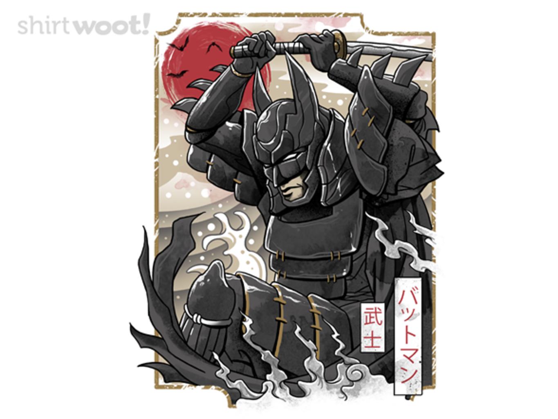 Woot!: Dark Samurai Knight
