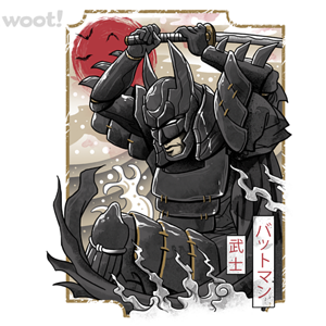 Woot!: Dark Samurai Knight