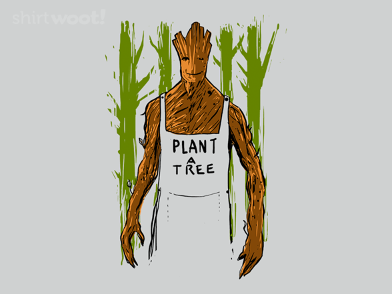 Woot!: Plant a Tree - $15.00 + Free shipping