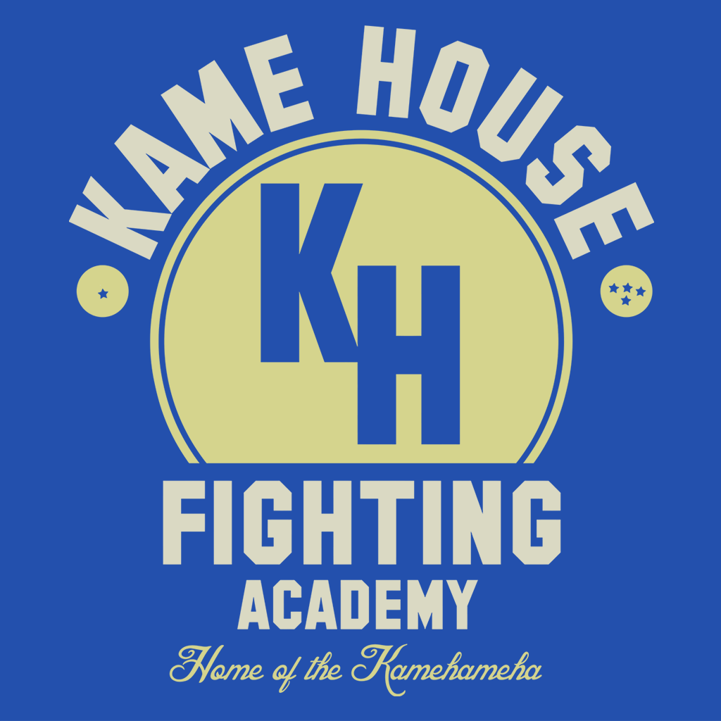 Pop-Up Tee: Kame House Academy