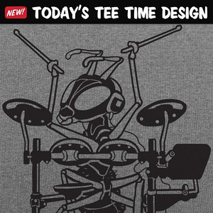6 Dollar Shirts: Ant Drummer