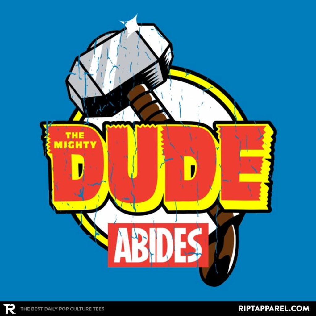 Ript: The Mighty Dude