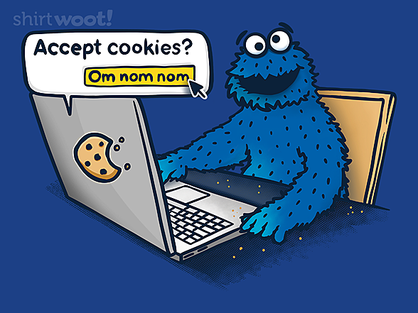 Woot!: Me Accept Cookies