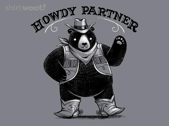 Woot!: Howdy Partner