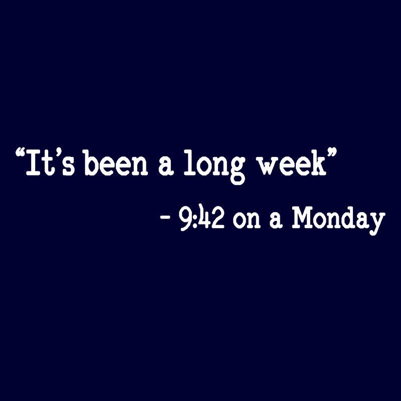 Pampling: Lazy Mondays