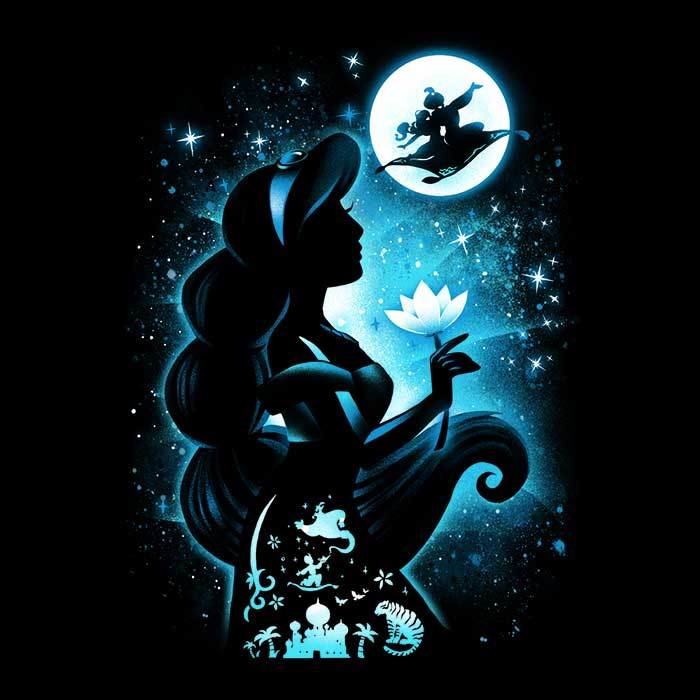 Once Upon a Tee: Whole New World