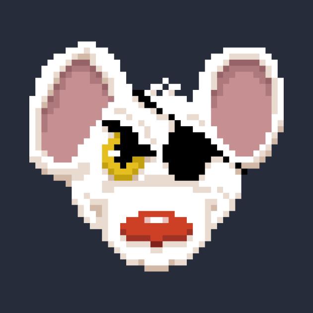 TeePublic: Danger Mouse