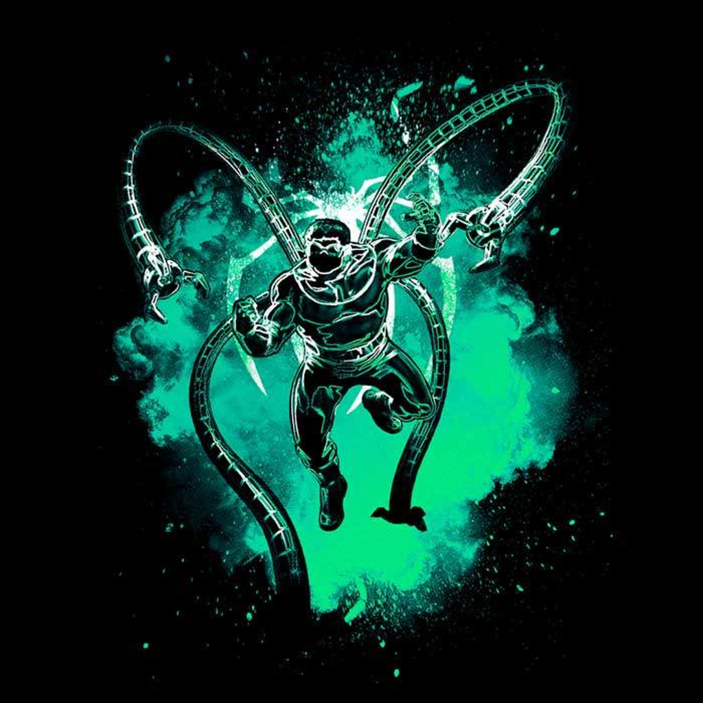 Once Upon a Tee: Soul of the Octopus
