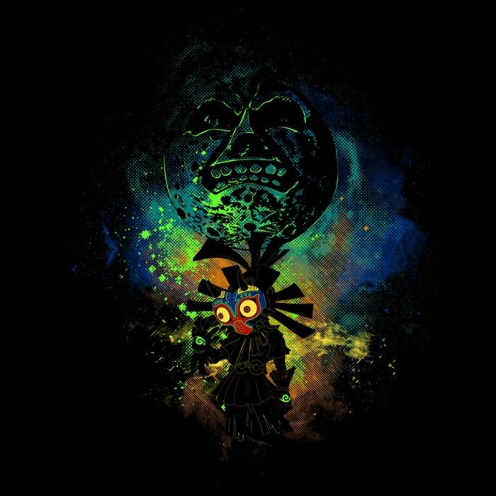 Once Upon a Tee: Majora Art