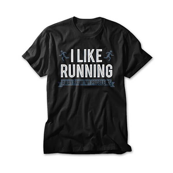 OtherTees: I Like Running
