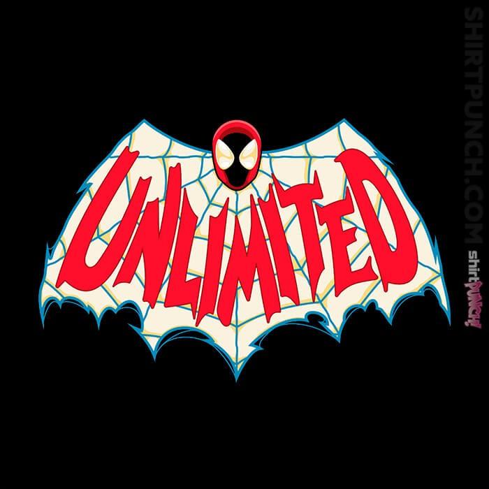 ShirtPunch: Unlimited Spider