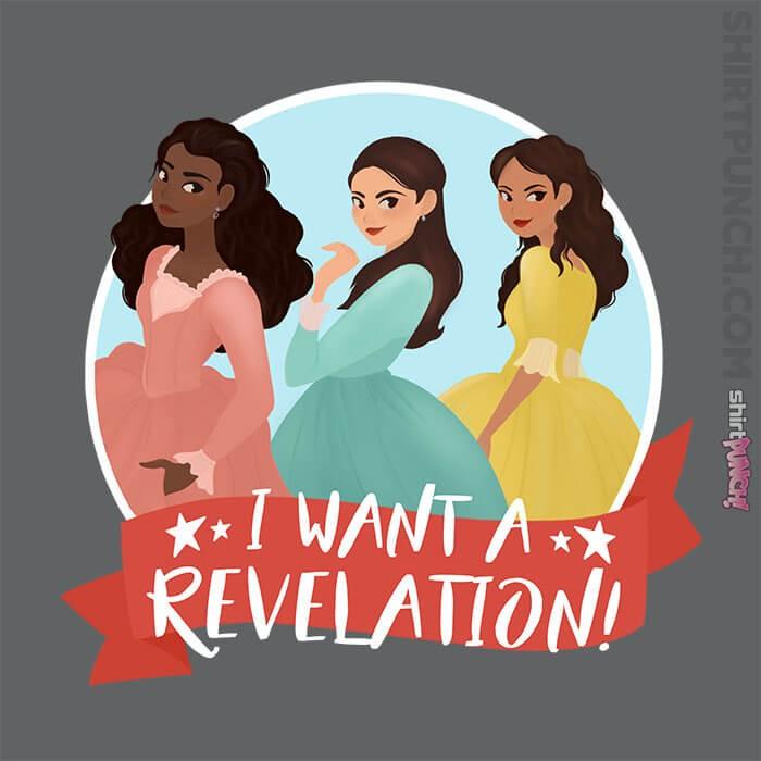 ShirtPunch: Revelation