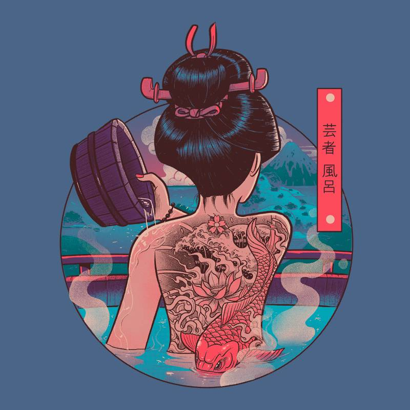 Pampling: Geisha Bath