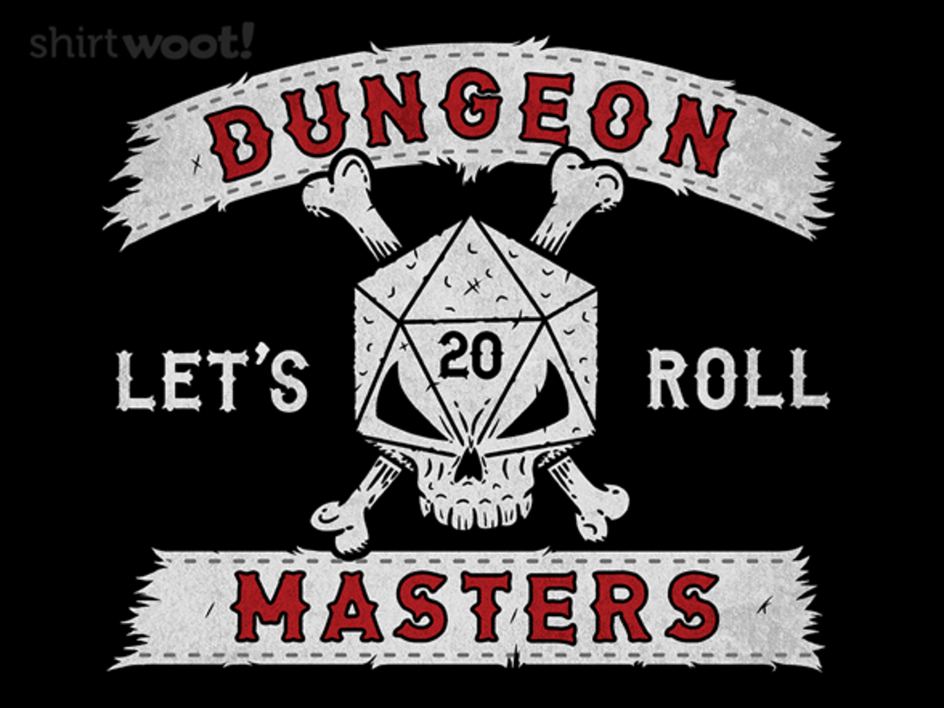 Woot!: Dungeon Masters