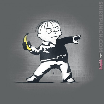 ShirtPunch: Banana Thrower