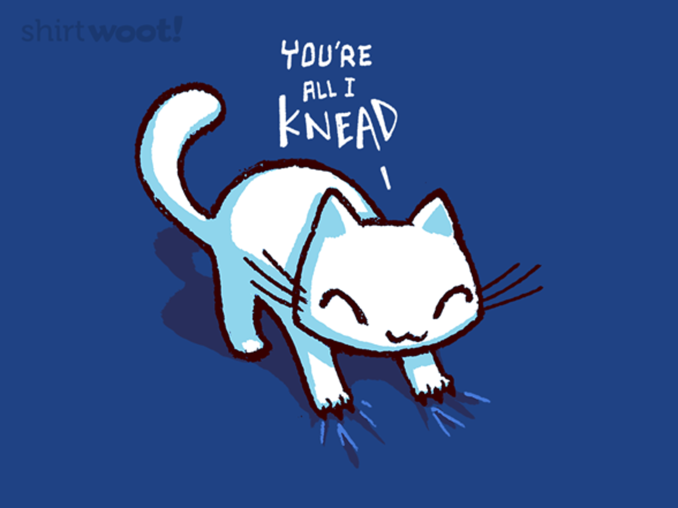 Woot!: You're All I Knead - $15.00 + Free shipping