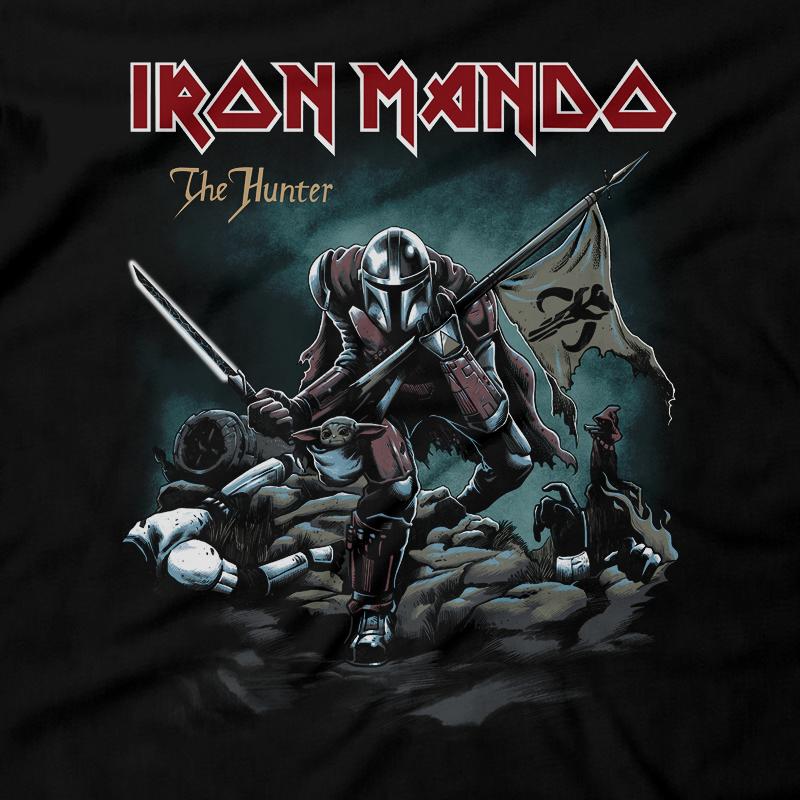 Draculabyte: Iron Mando the Hunter