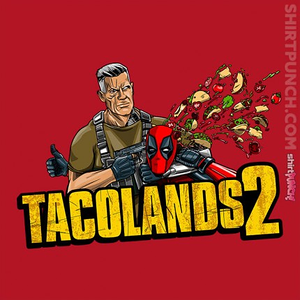ShirtPunch: Tacolands 2