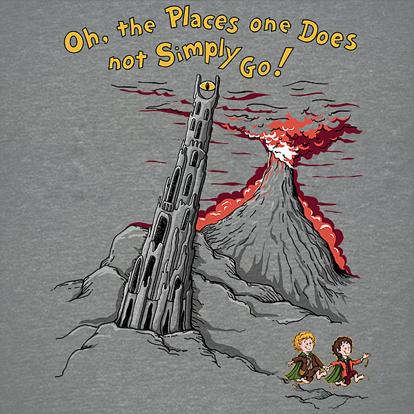 NeatoShop: Oh the Places