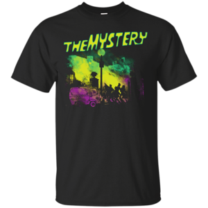 Pop-Up Tee: The Mystery