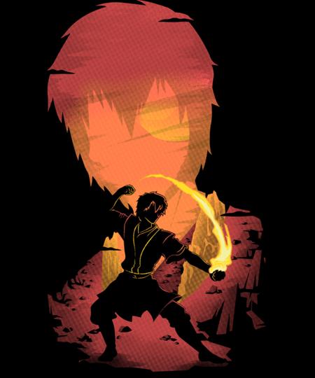 Qwertee: Prince of Fire