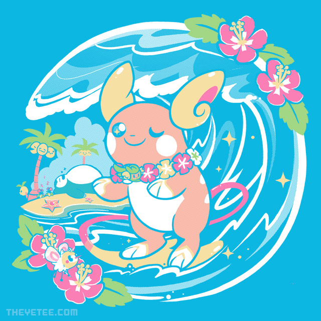 The Yetee: Tropical Surge