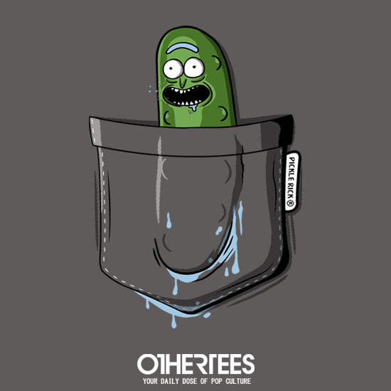 OtherTees: I'm in a Pocket!
