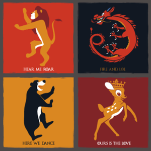 Qwertee: Houses of Magic