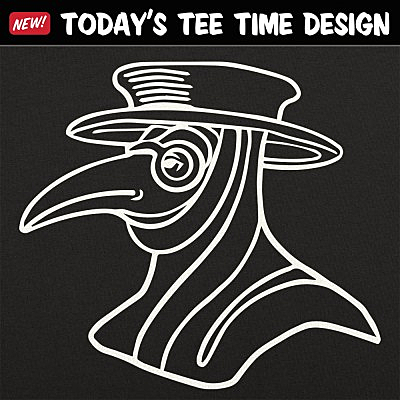 6 Dollar Shirts: Plague Doctor