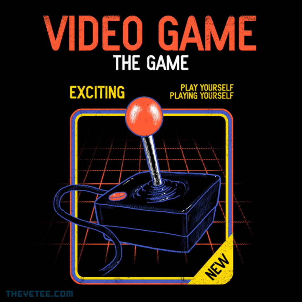 The Yetee: Video Game
