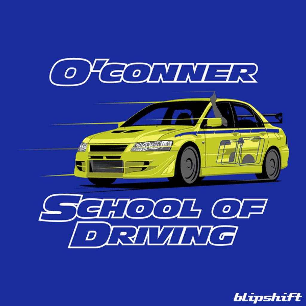 blipshift: Drivers Ed