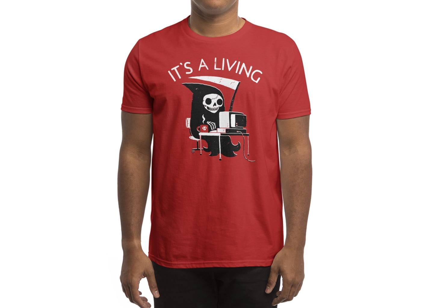 Threadless: It's A Living
