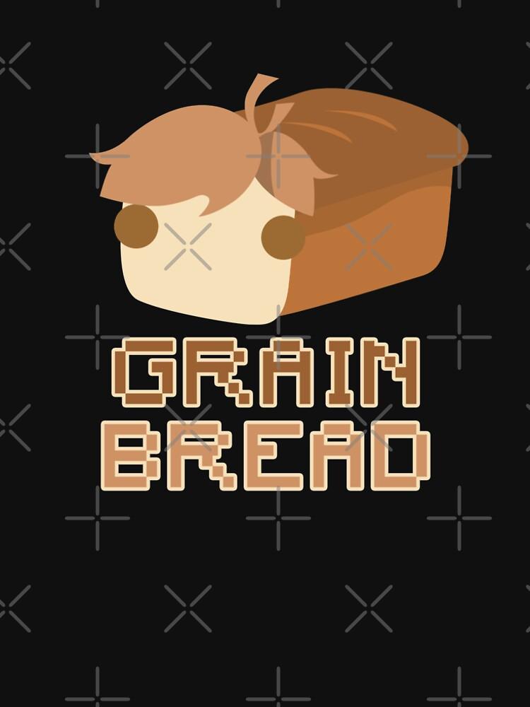 RedBubble: The Grain Bread