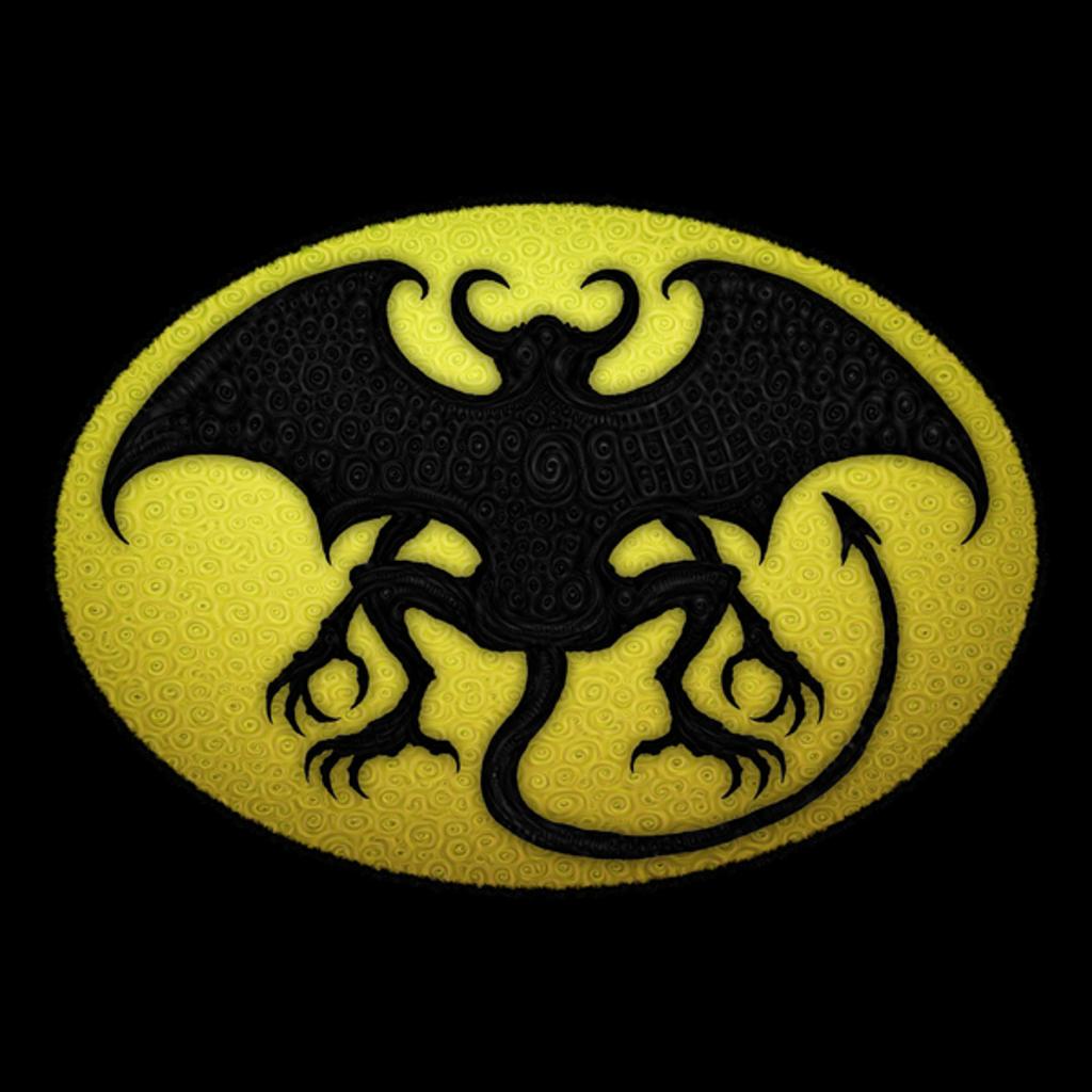 NeatoShop: Nightgaunt Logo 2 - Azhmodai 2018