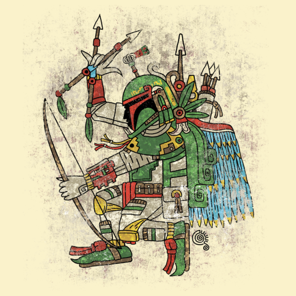 NeatoShop: Aztec Bounty Hunter