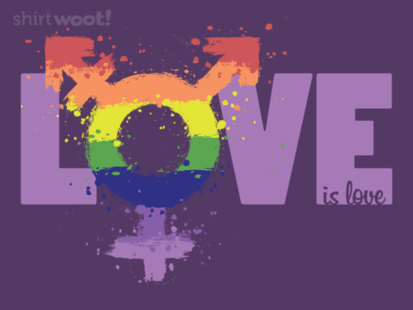 Woot!: Love is Love