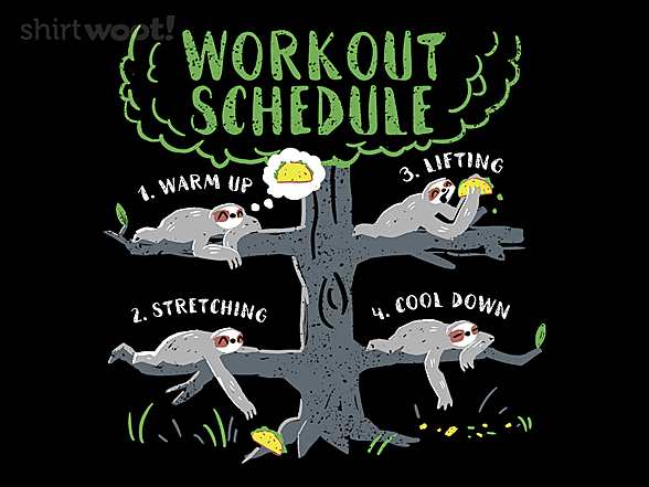 Woot!: Ideal Workout
