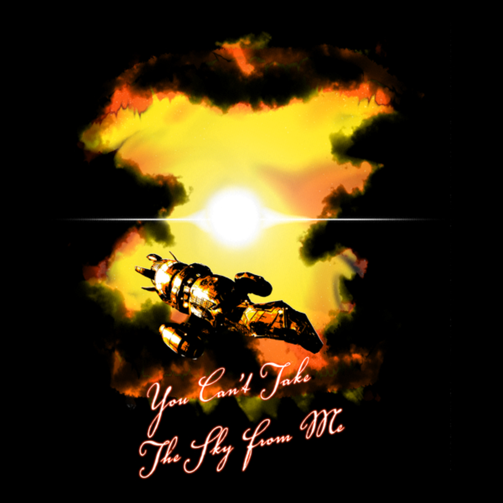 NeatoShop: You Can't Take The Sky From Me