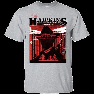 Pop-Up Tee: Visit Hawkins