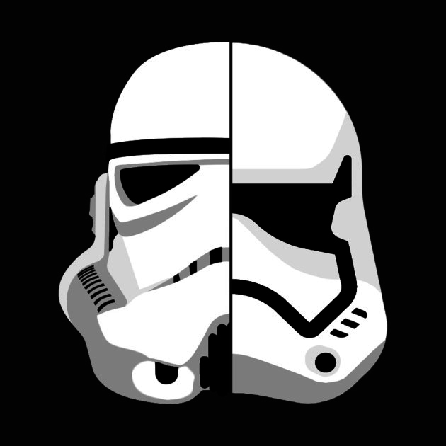TeePublic: Trooper Evolution