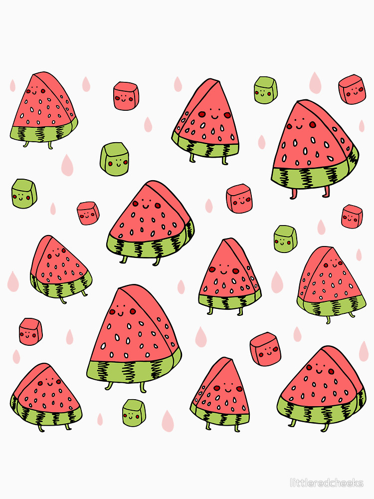 RedBubble: Watermelon