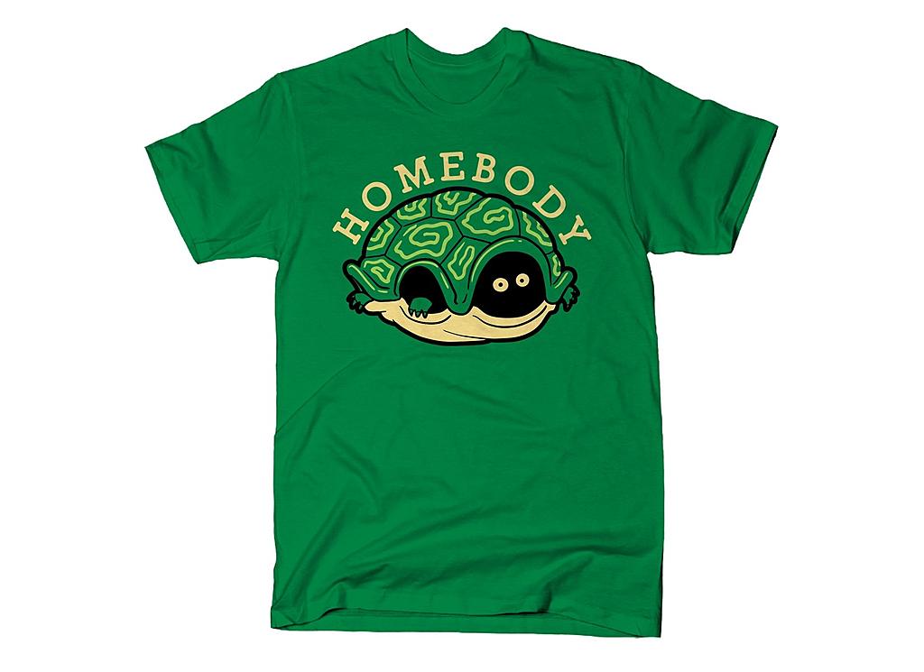 SnorgTees: Homebody