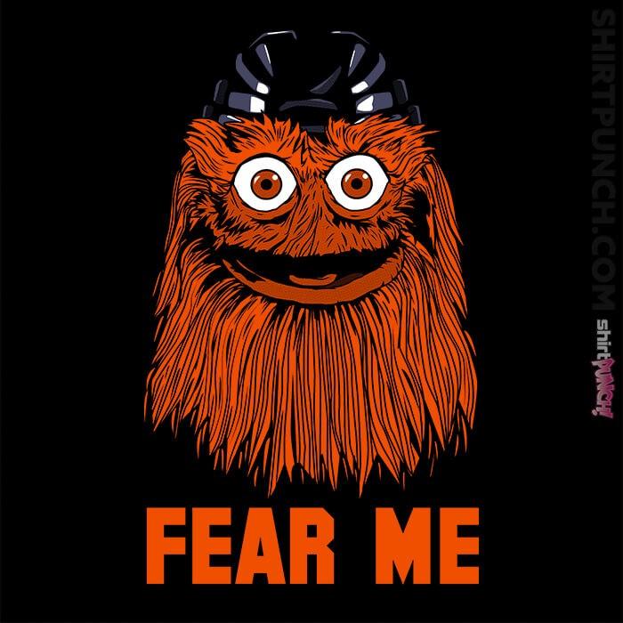 ShirtPunch: Fear Me